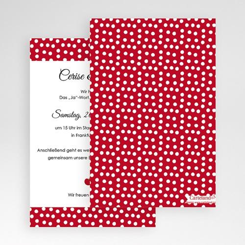 Hochzeitskarten Querformat - Kirschernte 50948 preview