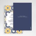 Hochzeitskarten Querformat - Azulejo 50954 thumb