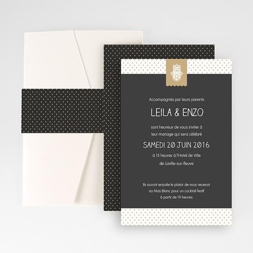 Hochzeitskarten Querformat Blumig