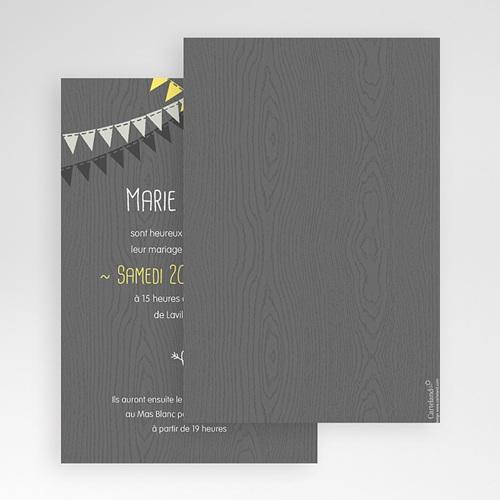 Hochzeitskarten Querformat - Himmlisch 50982 test