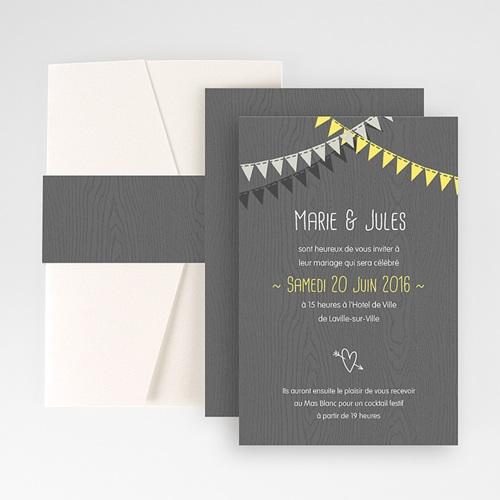 Hochzeitskarten Querformat - Himmlisch 50983 test