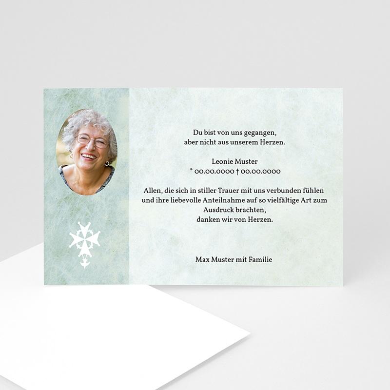 Christlich Dankeskarten Trauer Spirituell