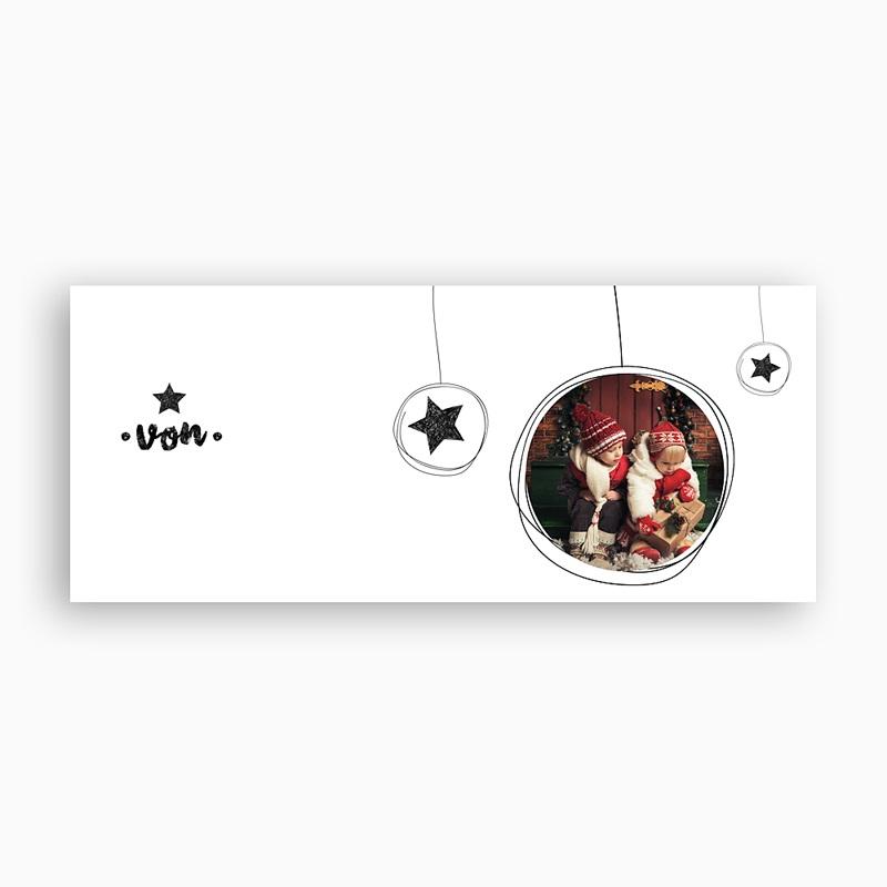 Fototassen - Weihnachtskugel & Sterne 51149 thumb