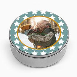 Boite métallique Geschenke Sternchen