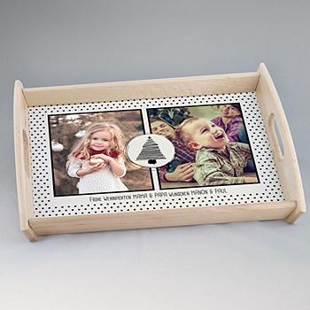 Foto-Tablett  - Xmas Kraft - 0