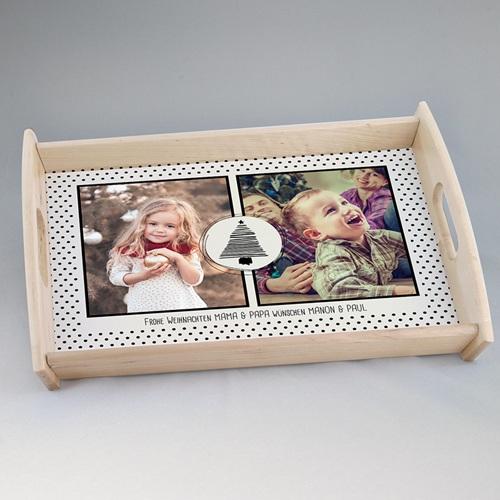 Foto-Tablett  - Xmas 51216