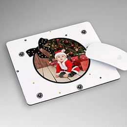 Foto-Mousepad - Just Christmas - 0
