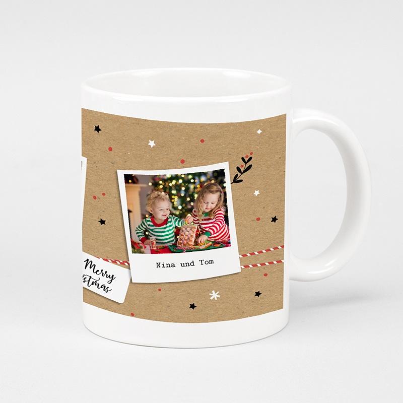 Fototassen Christmas Tea
