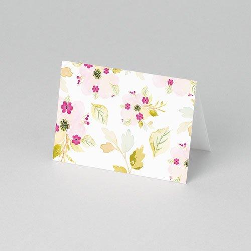 Tischkarten Hochzeit - Aquarell 51377 preview