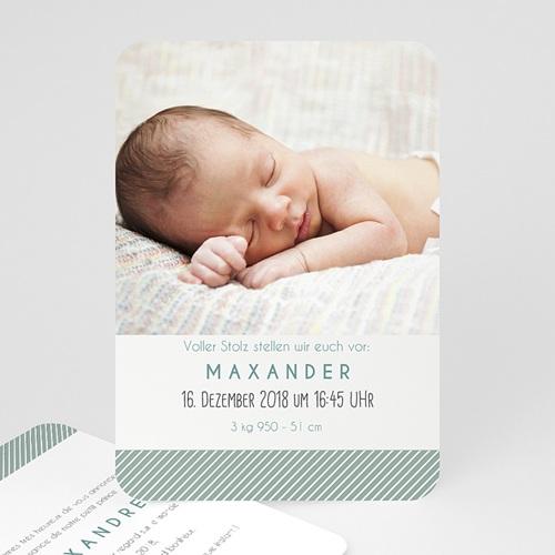 Geburtskarten für Mädchen - Pures Glück 51470