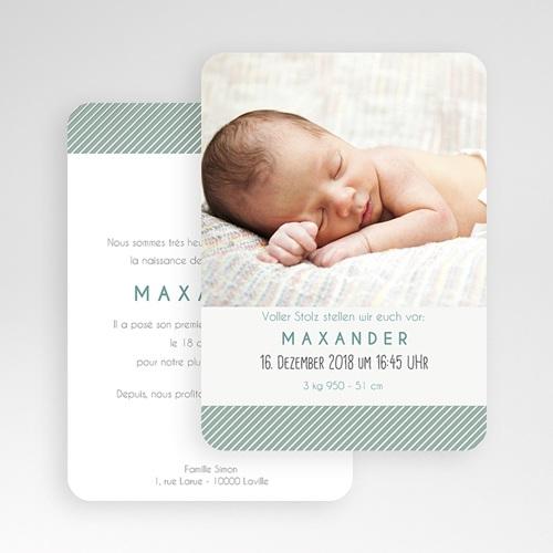 Geburtskarten für Mädchen - Pures Glück 51472 preview