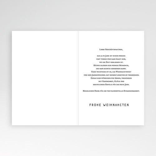 Weihnachtskarten - Dreieck 51585 preview