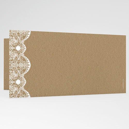 Einladungskarten Hochzeit  - Vintagemuster 51592 test