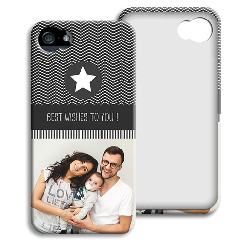 Case iPhone 5/5S - Trendy Star 51643