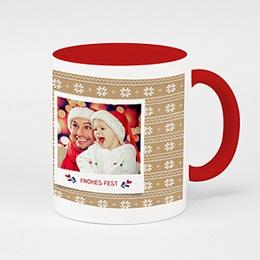 Fototassen Weihnachten Lieblingstasse