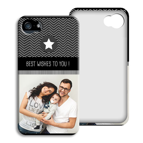 Case iPhone 4/4S - Star 51658
