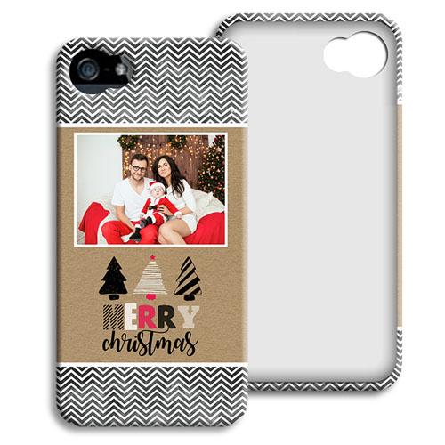Case iPhone 5/5S - Weihnachtsbotschaft 51661