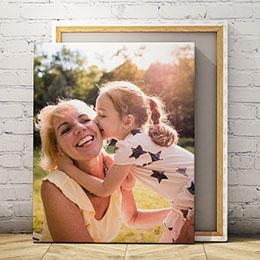 Leinwand Tirage Photo Familienporträt