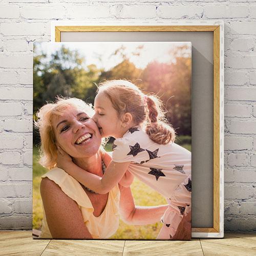 Fotoleinwand - Familienporträt 51683