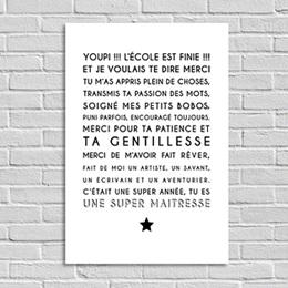 Poster - Souvenir Instit - 0