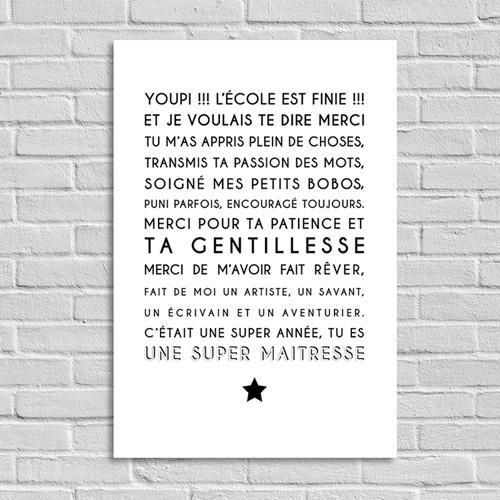 Poster - Souvenir 51689