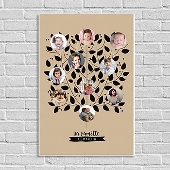 Poster - Family Tree - 0