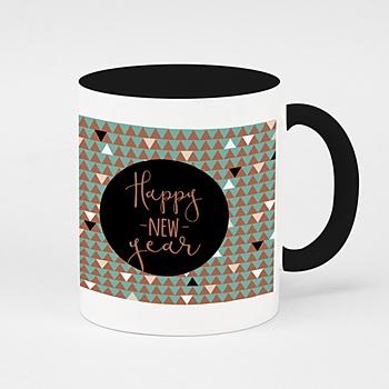 Zweifarbtasse - Tee oder Kaffee - 0