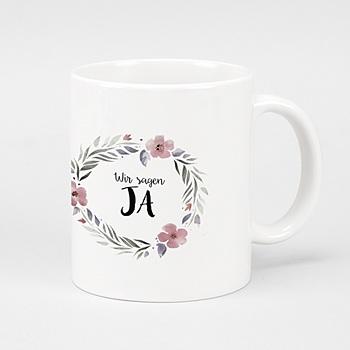 Fototassen - Tasse Hochzeit - 0