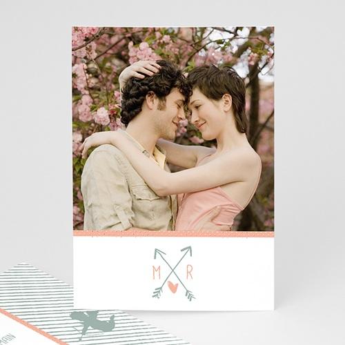 Hochzeitseinladungen modern - Liebesversprechen 51807