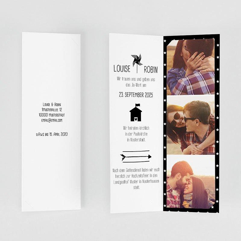 Kreative Hochzeitseinladungen Magic gratuit