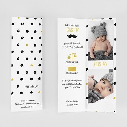 Geburtskarten für Jungen - Little Gentleman 51953 thumb