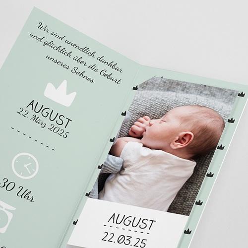 Babykarten für Jungen - Kleiner König 51970 preview