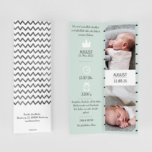 Babykarten für Jungen - Kleiner König 51971 preview