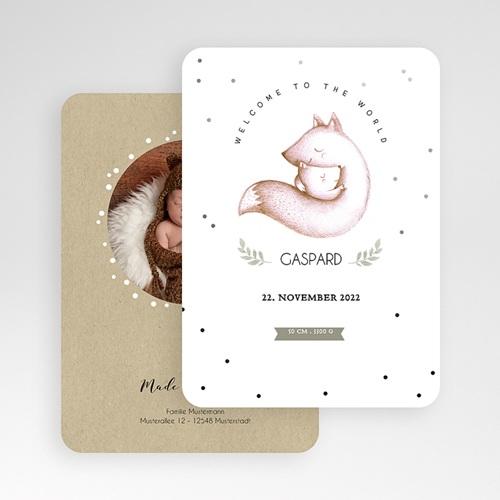 Babykarten für Jungen - Fuchsbaby 51980 preview