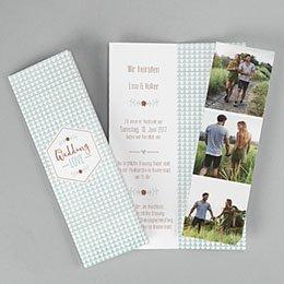 Einladungskarten Hochzeit  Wedding Love