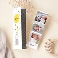 Geburtskarten mit Fotos Glühwürmchen