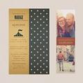 Einladungskarten Hochzeit  Zirkusluft pas cher