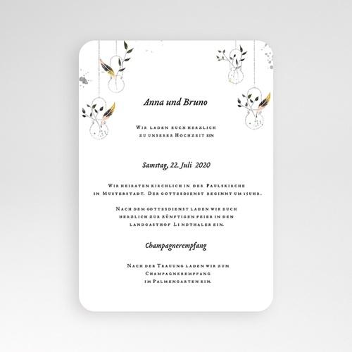 Boho Hochzeitseinladungen Boho Chic pas cher