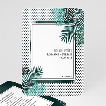 Einladungskarten Naturhochzeit  - Natural Chic - 0