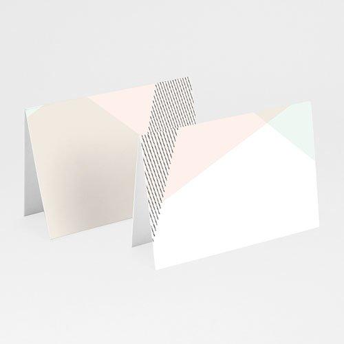 Tischkarten Hochzeit - Trendig 52375 test