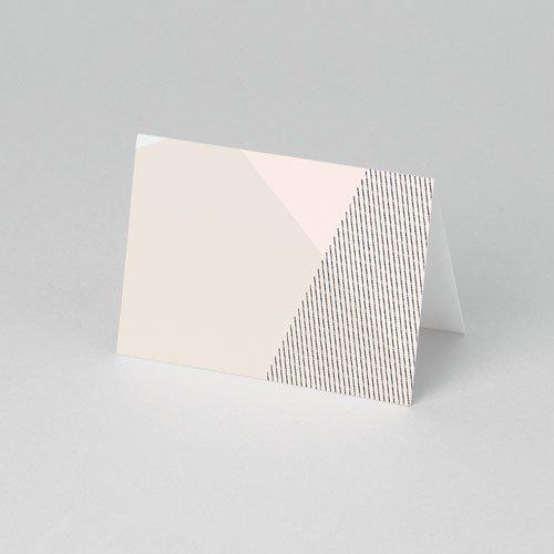 Tischkarten Hochzeit - Trendig 52376 test
