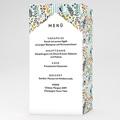Menükarten Hochzeit - Wilde Blumen 52390 test