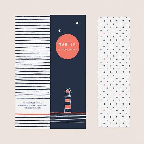 Geburtskarten mit Geschwistern - Leuchtturm 52436 preview