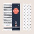 Geburtskarten mit Geschwistern - Leuchtturm 52436 test