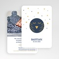 Geburtskarten für Jungen - Nachteule  52461 thumb