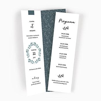 Einladungskarten Hochzeit  - Green Love - 0