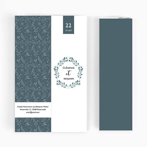 Hochzeitseinladungen modern - Green Love 52469 preview