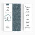 Einladungskarten Hochzeit  - Green Love 52470 test