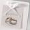 Hochzeitseinladungen traditionell - Ringe fürs Leben 52508 thumb