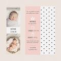 Geburtskarten für Mädchen - Kleine Königin 52524 thumb
